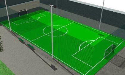 Abbiategrasso, nuove strutture sportive per il gioco del calcio