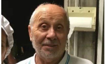 Abbiategrasso piange Giancarlo Porrati