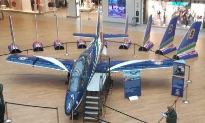 Al Centro di Arese in mostra... l'Aeronautica