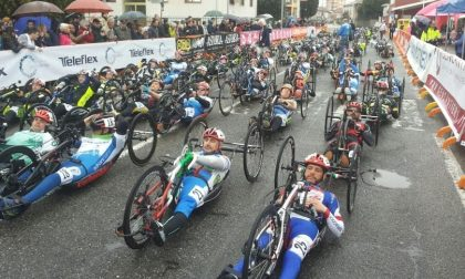 Al via da Magenta il Giro d'Italia di Handbike - Guarda il VIDEO