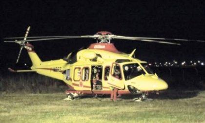 Albairate, due carabinieri coinvolti nell'incidente sulla Sp114