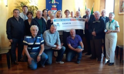 Arese, Amatriciana record: raccolti quasi 10mila euro
