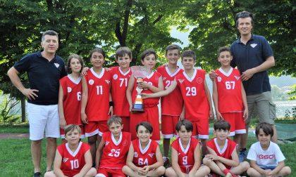 Arese, Basket under10 Gso: terzi assoluti ai nazionali