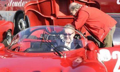"""Arese, Maroni in visita all'Alfa: """"Pensiamo a una corsa Milano-Dubai"""""""