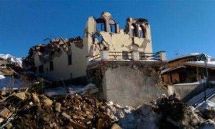 Arese, Tellini e Cerea visitano i Comuni colpiti dal sisma