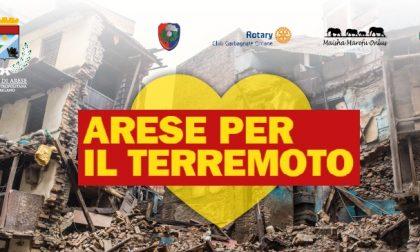 """Arese, Terremoto: Avvio del progetto """"Villaggio Arese"""""""