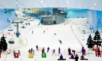 Arese come Dubai: una pista da sci al coperto sull'area dell'ex Alfa