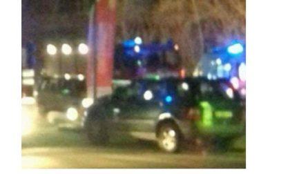 Arluno, scontro frontale tra auto e mezzo pesante sulla Sp 34