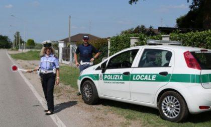Controlli della Polizia locale, due uomini allontanati da Castano