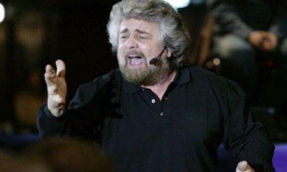 Beppe Grillo al Teatro Galleria di Legnano sabato 10