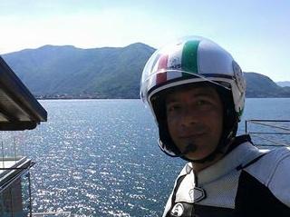 Bollate,  Papà 44enne perde la vita in moto durante le vacanze in Basilicata