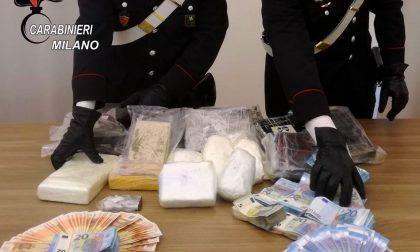 Bollate, aveva 20 chili di droga: arrestato