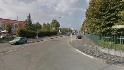 Cantiere aperto in via Piave: la rotonda è sempre più vicina