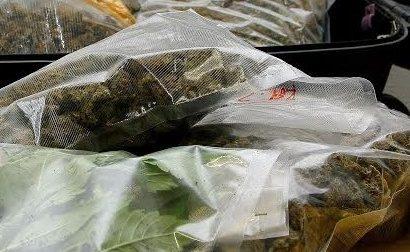 Busto Garolfo, spunta una borsa al confine con Parabiago: dentro più di 2 kg di droga