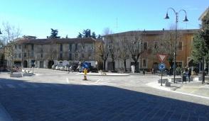 Busto Garolfo, tutto pronto per l'inaugurazione della nuova piazza Lombardia