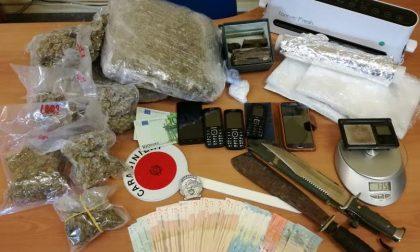 Canegrate:: Fermato dai carabinieri con 3 chili di Marijuana