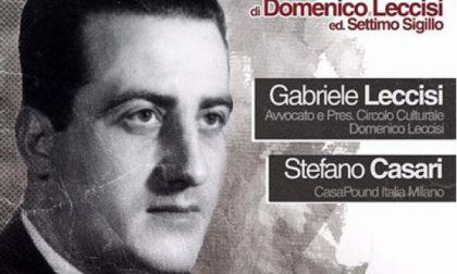 """CasaPound a Turbigo: un """"tranquillo"""" pomeriggio tra libri e storia"""