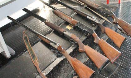 Casorezzo: ladri rubano la cassaforte con dentro fucili da caccia