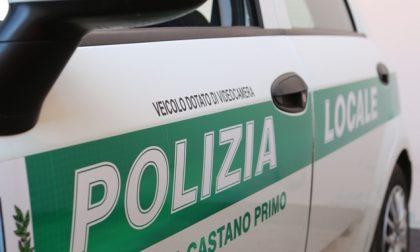 Castano Primo, guidava senza patente: denunciato dai vigili