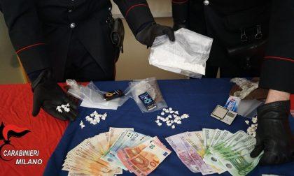 Cerro, preso spacciatore: aveva 100 dosi di cocaina e 18mila euro