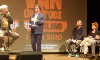 """Davide Van De Sfroos """"eroe"""" di Rho: San Siro e nuovo album"""