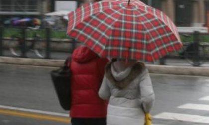 Dopo la siccità, da giovedì, arriveranno le piogge al Nord