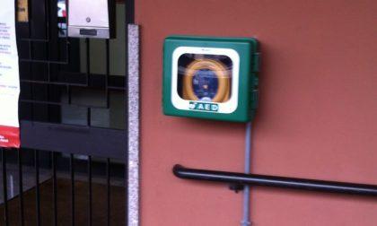 San Vittore Olona, due nuovi defibrillatori a disposizione dei cittadini