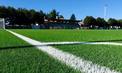 Erba nuova al Parabiago football club