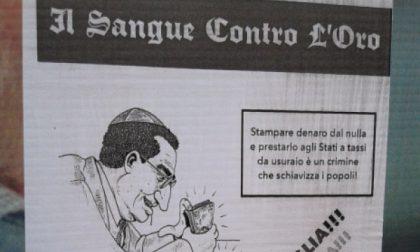 """Garbagnate, volantini nazisti """"oscurati"""" dall'Anpi"""