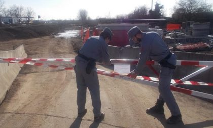 Gestione illecita di rifiuti, sequestro a Pogliano