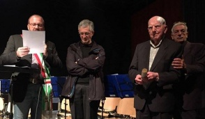 """Il settimo premio """"Città di Castano Primo"""" va al professor Felice Monolo: simbolo di cultura"""