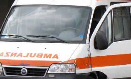 Mezzo pesante coinvolto in un incidente in tangenziale