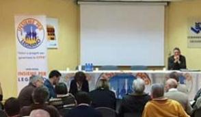 """L'assemblea di Insieme per Legnano, Centinaio: """"Mi impegnerò perché le aspettative non vengano deluse"""""""