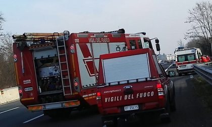 Lainate – Carambola in autostrada, un morto e due feriti gravi