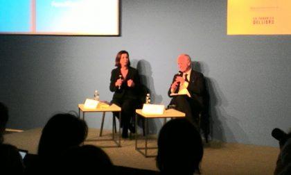 Laura Boldrini a Rho per Tempo di libri