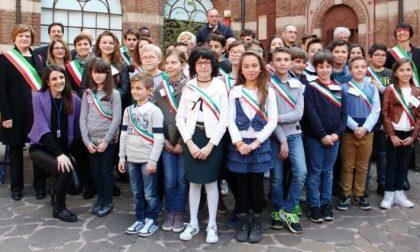 Legnano, 33 bambini in fascia tricolore: ecco il Consiglio comunale dei ragazzi