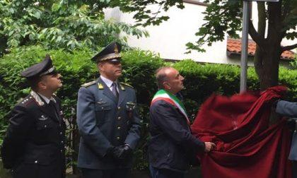 Legnano, condanna unanime all'atto vandalico alla targa di Peppino Impastato