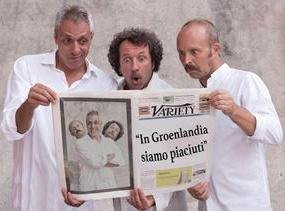 Legnano, Max Pisu al Tirinnanzi: anteprima nazionale del nuovo spettacolo