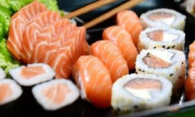 Legnano: Sushi senza abbattimento bltiz in un ristorante