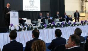 Legnano, assemblea di Confindustria alla storica Franco Tosi