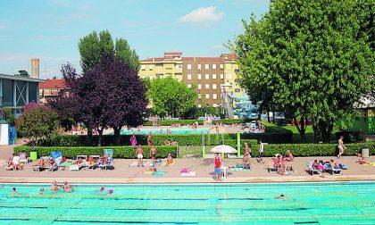 Legnano, finalmente l'inaugurazione della piscina olimpionica scoperta