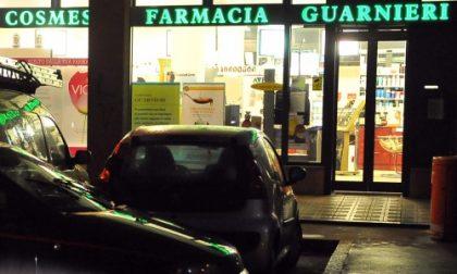 Legnano, furto alla farmacia Guarnieri