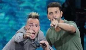"""Legnano, il """"Bogno"""" e Cataldi passano il turno a """"Tu si que vales"""" di Canale5"""