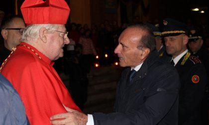 Legnano, il Cardinale Angelo Scola di nuovo in città la prossima settimana