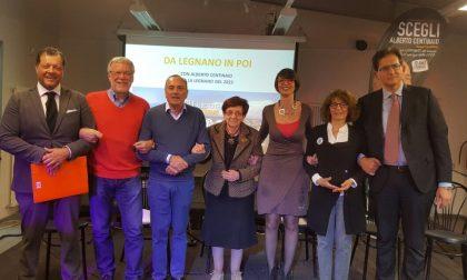Legnano, il centrosinistra ha presentato lista e programma elettorale
