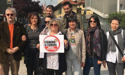 Legnano in Comune in piazza San Magno per la chiusura della campagna elettorale