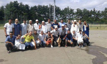 Legnano, islamici in festa per la fine del Ramadan