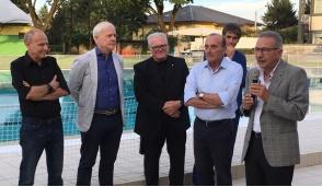 Legnano, la città ha una nuova vasca olimpionica