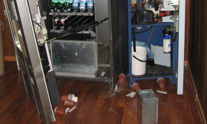 Legnano, ladri di monetine alla Camera di Commercio: scassinato il distributore di caffè