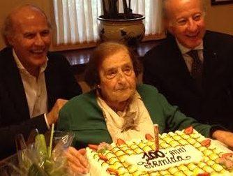 Legnano piange Armida, aveva 102 anni